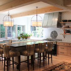 Contemporary Kitchen by Nicola's Home