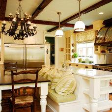 Farmhouse Kitchen by Nicola's Home