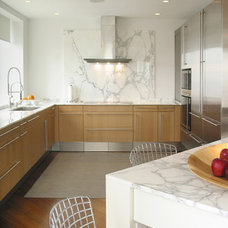 Contemporary Kitchen by Michael Richman