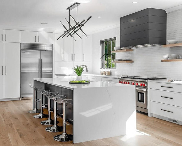 Modern Kitchen by Boss Design Center