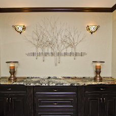 Contemporary Kitchen by Granite Grannies