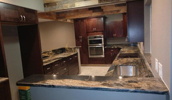 Magma Granite Countertop