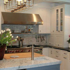 Traditional Kitchen by Town & Country Kitchen and Bath