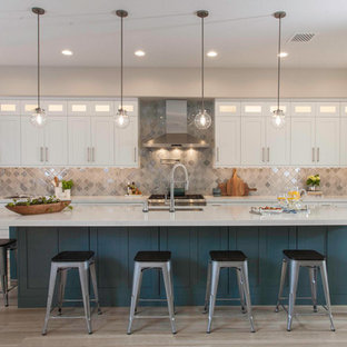Magnificent Transitional Kitchen