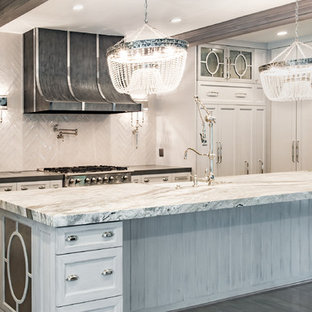 Magnificently Modern Memorial Kitchen Remodel   2016