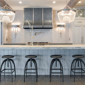 Magnificently Modern Memorial Kitchen Remodel | 2016