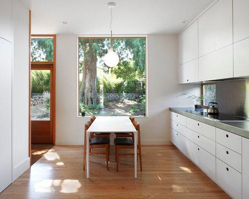 Large kitchen window houzz for Large kitchen window