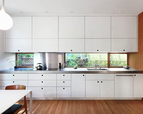 white laminate cabinet home design ideas pictures