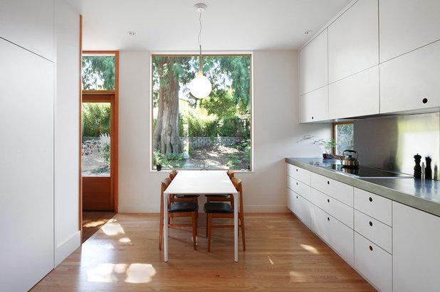 Midcentury Kitchen by Windows, Doors, & More