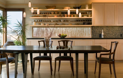 Kitchen of the Week: Organic Modernism in Seattle