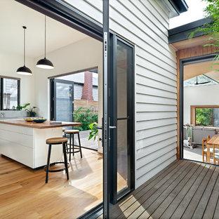 Magnolia Soul - Courtyard