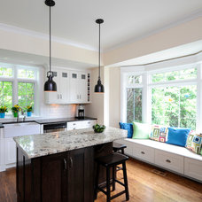 Traditional Kitchen by Barbara Purdy - Purdy & Associates Design