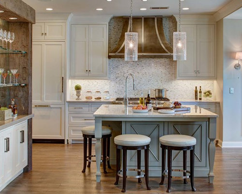 Square Island Home Design Ideas Pictures Remodel And Decor