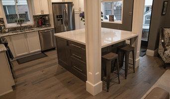 Main Floor and Kitchen Renovation.