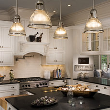 Traditional Kitchen by A. Tate Hilliard, Architect/Builder