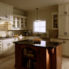 Kitchen by Blackman Construction