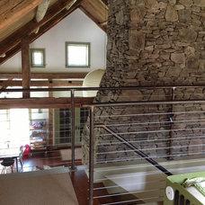 Traditional Kitchen by Alpine design & Build LLC