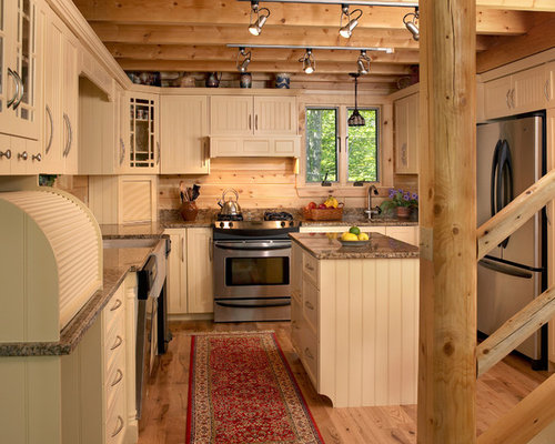 Log Homes Kitchens Home Design Ideas Pictures Remodel And Decor