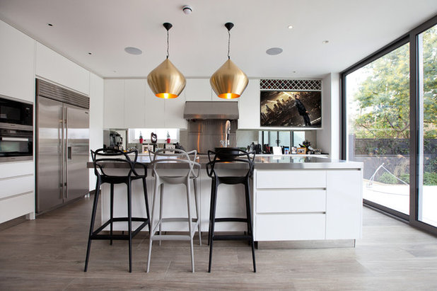 Contemporary Kitchen by Finite Solutions