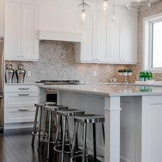 Traditional Kitchen by Maison Fine Homes & Interior Design