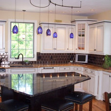 Traditional Kitchen by North Shore Kitchen Design Center