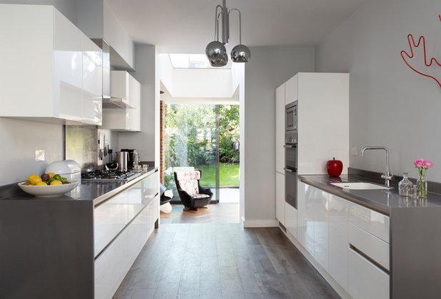 Contemporary Kitchen by Mel Massey Studio