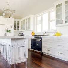 Beach Style Kitchen by Ashley Camper Photography