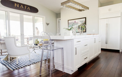 My Houzz: New York Chic and Laid-Back Hawaiian Style on Maui