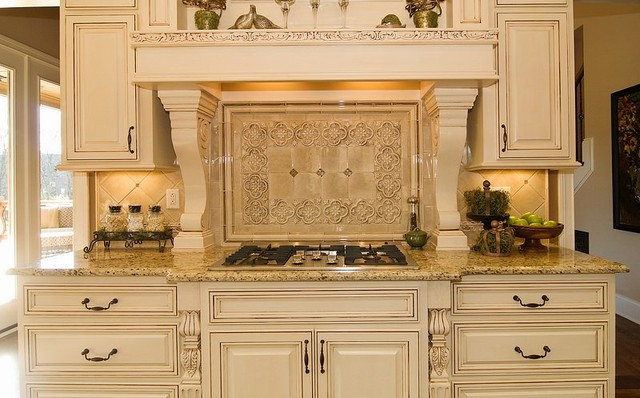 Traditional Kitchen by Ethan Allen