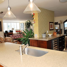 Traditional Kitchen by Accent Design & Renovations LLC