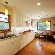 Eclectic Kitchen by Deb Bayless - Design for Keeps