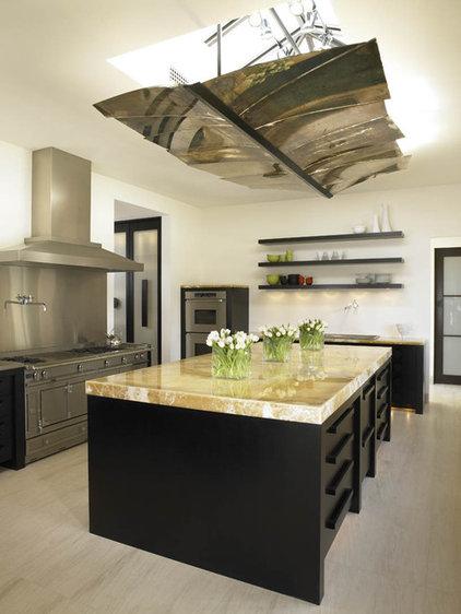 Mediterranean Kitchen by Amy Noel Design