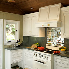 Eclectic Kitchen by Michael Kelley Photography