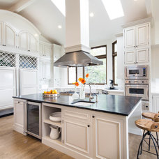 Traditional Kitchen by Lori Henle Interiors