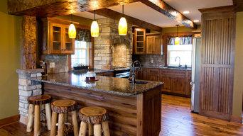 Mallett's New Kitchen