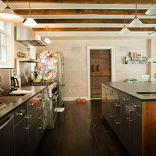 Contemporary Kitchen by Design Build Office