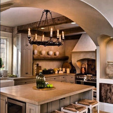 Traditional Kitchen by Mallory Smith Interiors