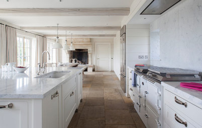 Kitchen of the Week: A Cotswolds Kitchen Gets a Dash of Rustic Charm