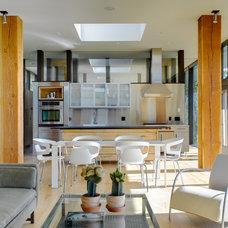 Modern Kitchen by Jose Garcia Design