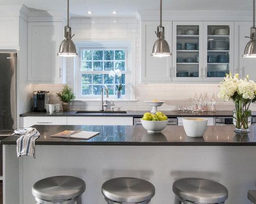Ideas para cocinas | Fotos de cocinas modernas con armarios estilo ...