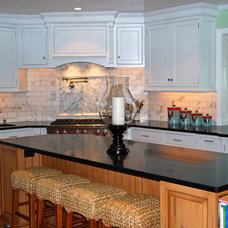 Traditional Kitchen by MAM Designs Corporation