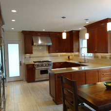 Transitional Kitchen by Today's Kitchens