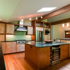 Contemporary Kitchen by Inspired Design of Harvard, MA