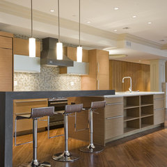 modern kitchen by Candida L. Berrios