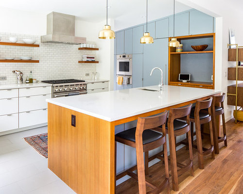25 Best Midcentury Modern Kitchen Ideas, Designs & Remodeling ...