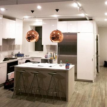 Manhattan Apartment Renovation W 18th
