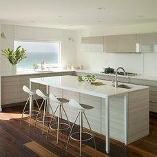 Beach Style Kitchen by Poggenpohl Boston