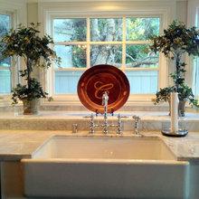 Farmhouse Sink counters