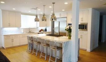 Manhattan Beach Shaker Kitchen