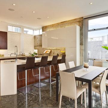 Manhattan Beach Ultra Modern Kitchen Remodel